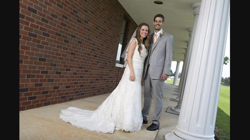 Свадьба Джил и Дерека на английском языке