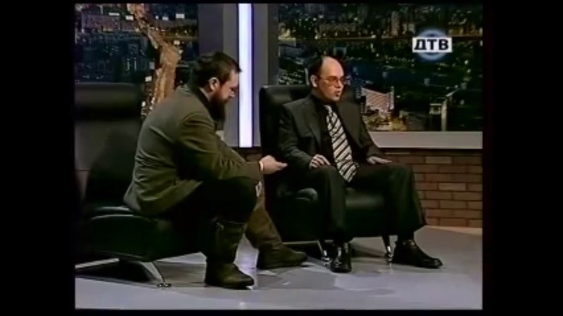 Герман спорит с банкиром