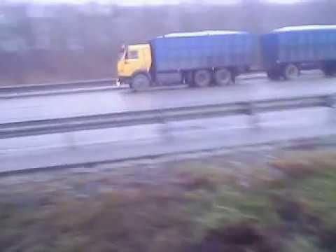 КамАЗ 53215 Зерновоз (Невинномысск)
