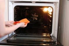 Как отмыть духовку своими руками - полезные советы