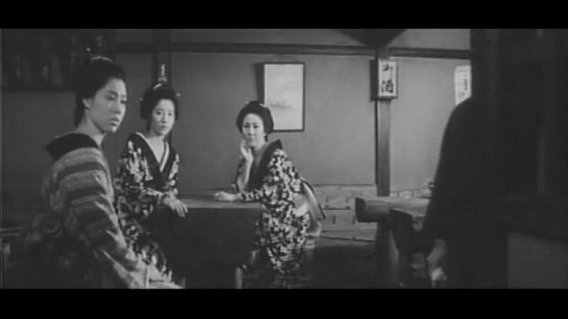 Фильм второй. Сказ о Затойчи: Продолжение The tale of Zatoichi continues RussianGuy27