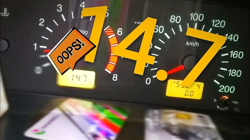 Трёхуровневый регулятор напряжения на ваз 2114 Свет станет лучше! просадки электросети авто. drive