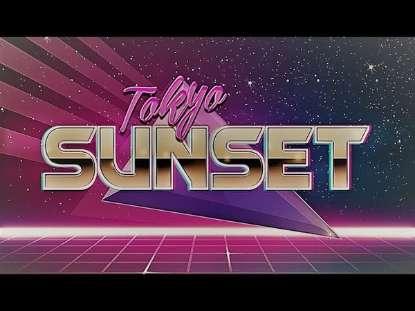 AiK Tokyo Sunset