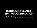 tccs spin fail compilation ft. the best spin music of all time aka otonal pour one out for tccs spins