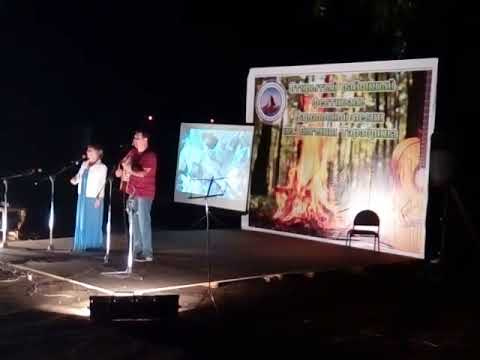 фестиваль автор. песни. Кинель-Черкассы. 14.07.2018г