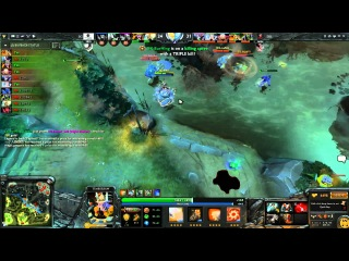 BTS Moments #26: Big defeaning blast and Aegis steal in DK vs iG