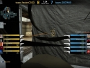 Pistol round on de_cache