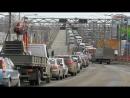 Пробки  в Костроме, как выжить? - 9 апреля 2018.