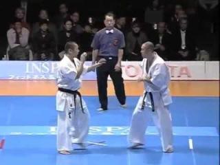 Норичика Цукамото (Norichika Tsukamoto) vs Тсутому Мураяма (Tsutomu Мураяма)
