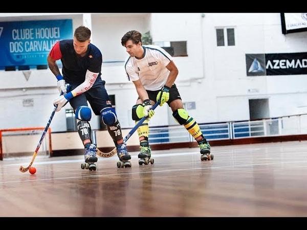 Мастерство игроков хоккея на квадах
