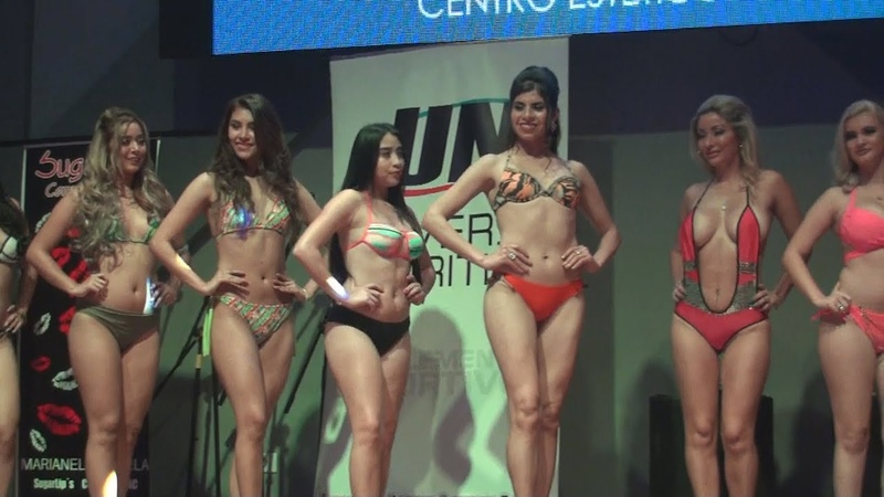 Presentación Miss Bikini Verano 2019