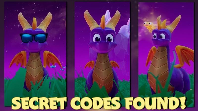 Spyro Reignited NEW SECRET CHEAT CODES FOUND!