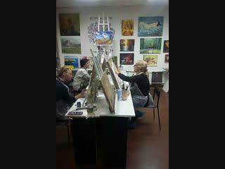 Уроки рисования и живописи
