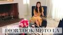 Los Angeles Vlog   Discovering Dior Lacquer Addicts in LA   Tamara Kalinic