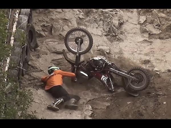 Соревнования по альпинизму на мотоциклах