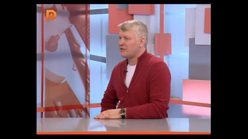 Время интервью ТКР Русь Стеклянный зверинец