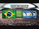 Южноамериканский кубок U20. Бразилия - Аргентина