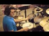 Metallica  Fuel (Drum cover by Denis Kozyrev) (Black Cat)