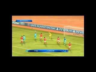 Amazing gol by Andrey Arshavin