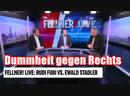 Linke gegen Rechts Rudi Fußi vs. Ewald Stadler