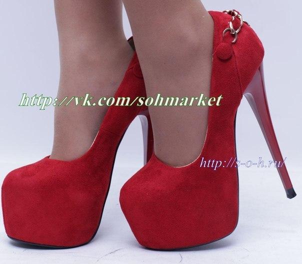 фото красивых туфель на высоком каблуке