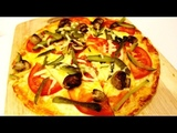 Быстрая пицца за 15 минут!