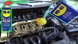 Can You Use WD-40 as ENGINE OIL
