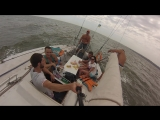 Прогулка на яхте Мариуполь 2018