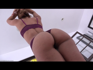 #1398 demi lopez - a butt all of burgundy [2018 г., solo, close ups, indoor, 1080p]