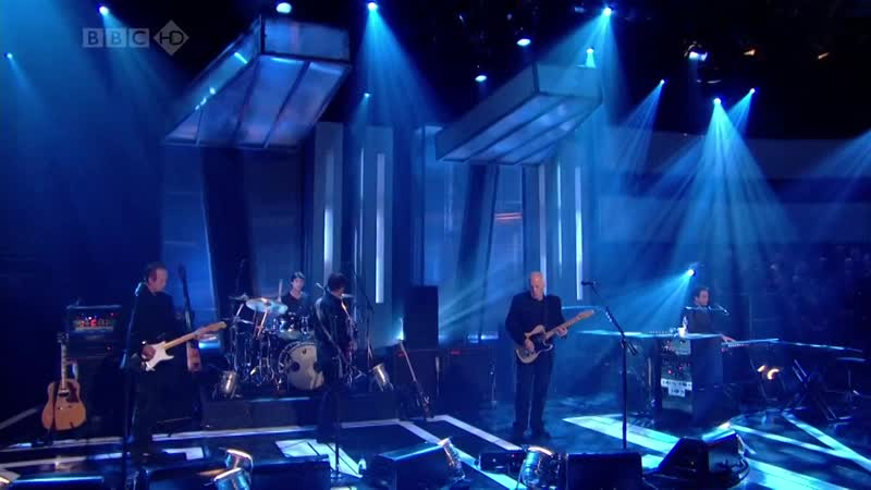 DAVID GILMOUR tribute to RICHARD WRIGHT - Remember A Day (on the BBC's Late Night With Jools Holland, 26.09.2008).