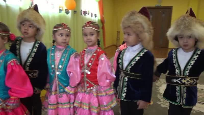 Башкирский детский сад №75 Акбузат