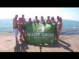 Агенты Realty Group отжигают в Турции на корпоративном отдыхе