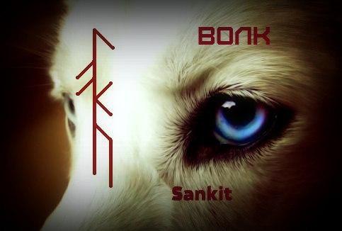 Волк. Дух-союзник(исландские руны)  V0BuyX3e_io
