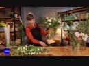 Собираем весенний букет из тюльпанов, анемонов и нарциссов. Вам букет