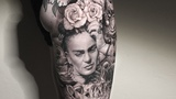 21 Amazing Black and Grey Realism Tattoos By Dan Price