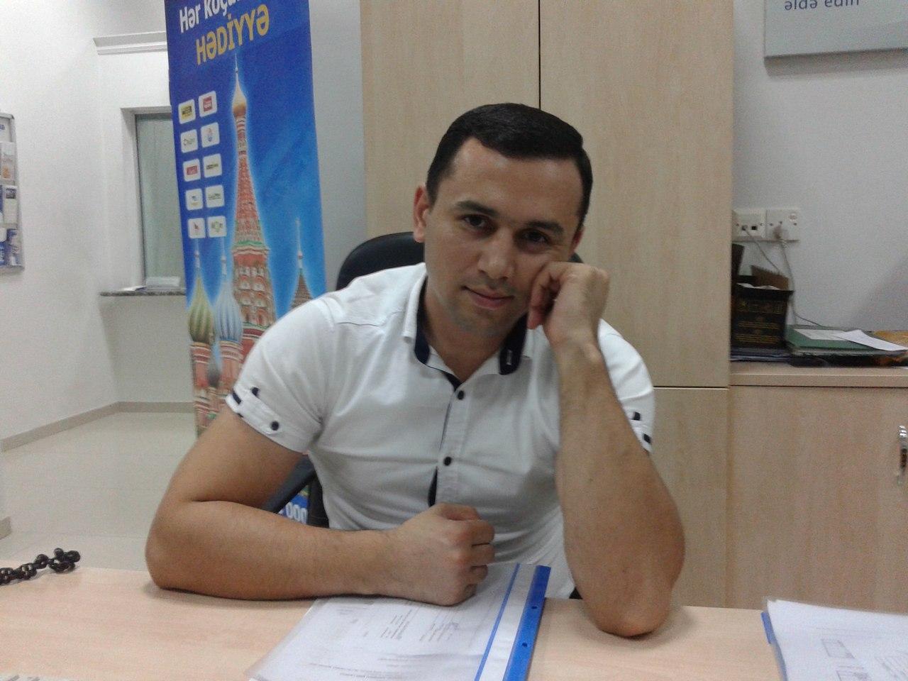 Namiq Ahmedov, Гёйчай - фото №7