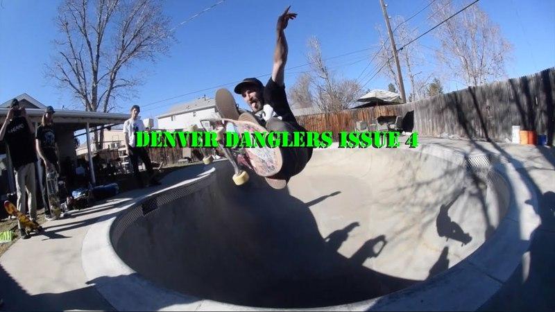 LOWCARD - Denver Danglers Issue 4