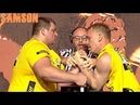 ARMWRESTLING ZLOTY TUR 2018 OPEN CATEGORY LEFT HAND
