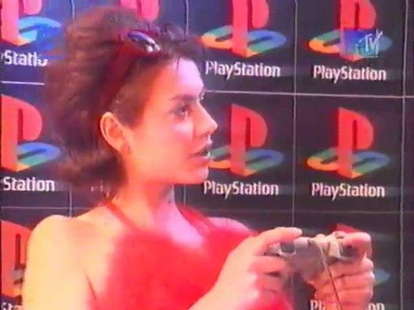 PlayStation (MTV Russia, 1998) Фрагмент