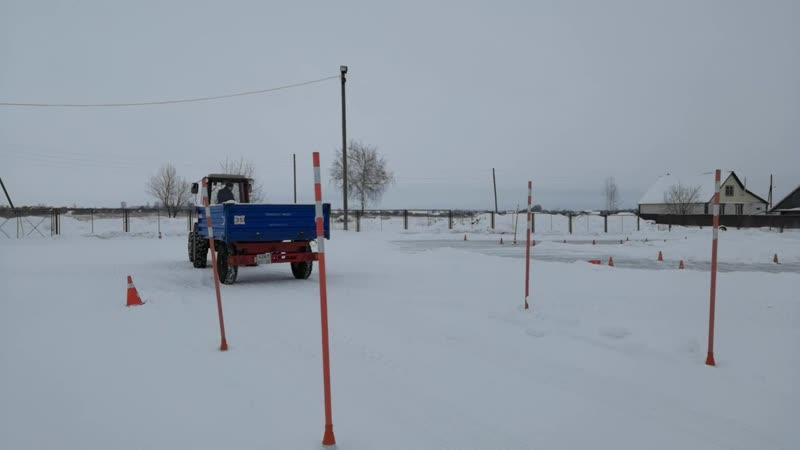 Трубчевский аграрный колледж Трактор Т 30