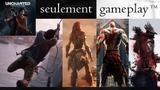 Uncharted: The Lost Legacy | Я влюбился | Uncharted 4/Horizon Zero Dawn/God of War III/Bloodborne
