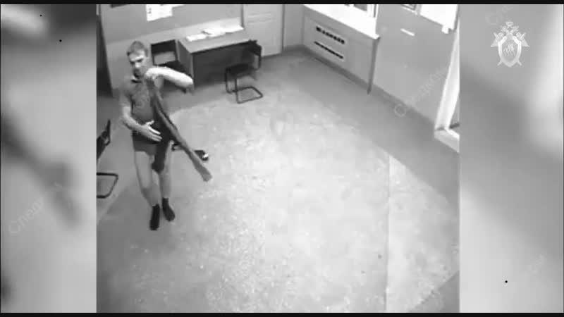 Житель Томской области получил срок за «избиение» полицейского штанами