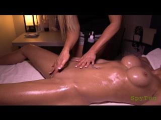 Эротический Массаж ( massage oil squirt boobs tits busty cum girls скрытая камера сквирт большая грудь оргазм)