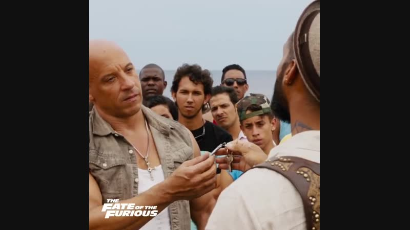 The only thing that matters is who's behind the wheel. FastFurious