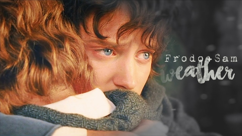 Frodo Sam | don't you let go