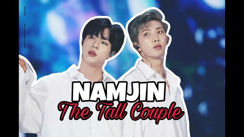Namjin The Tall Couple(Forever A Day)