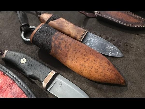 Выставка ножей Noze 2018 Чехия