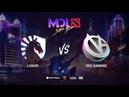 Team Liquid vs Vici Gaming, MDL Macau 2019, bo1, [Jam Lightofheaven]