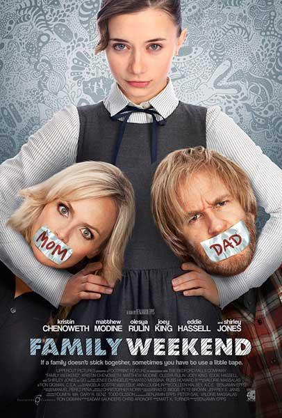 Ver Family Weekend (2013) Online