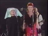 David Bowie &amp Marianne Faithfull - I've Got You Babe (Live at Marquee Club 1973)